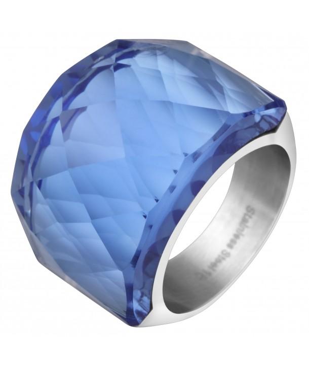 BAGUE - ICE CRYSTAL BLUE
