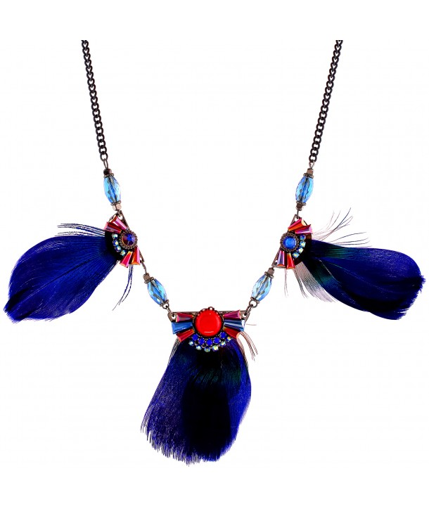 COLLIER - PAKURIOS BLUE COLOR