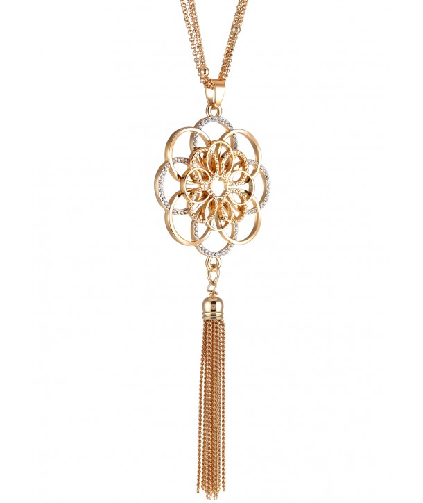 COLLIER - HEART KEY GOLD