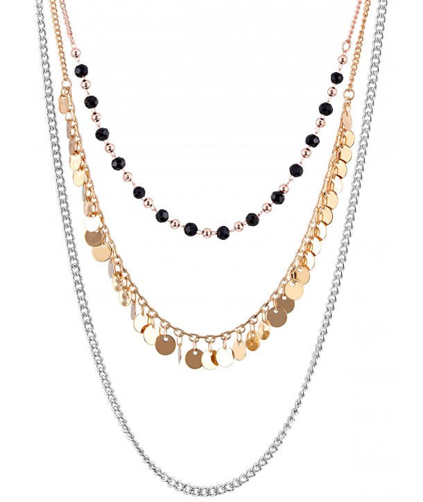 COLLIER - SORAL ALL GOLD