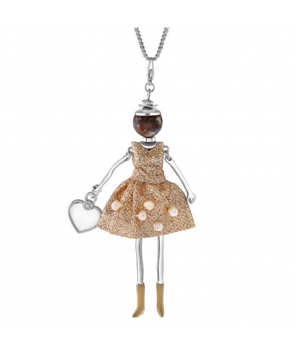 COLLIER - FAIRY TALE GALA CHAMPAGNE