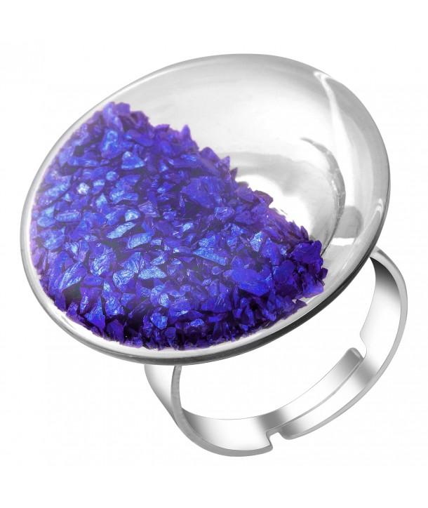 BAGUE - OBAL NIGHT BLUE