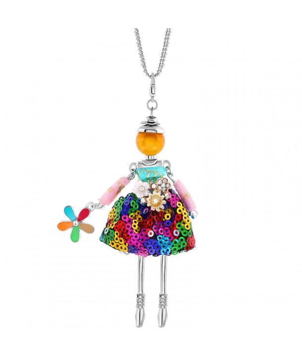 COLLIER - FAIRY TALE NICOISE COLOR