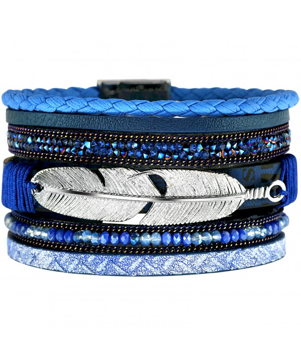 BRACELET - NACIENDO NIGHT BLUE