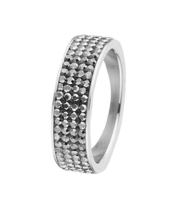 BAGUE - REVOLINE STEEL GREY SILVER