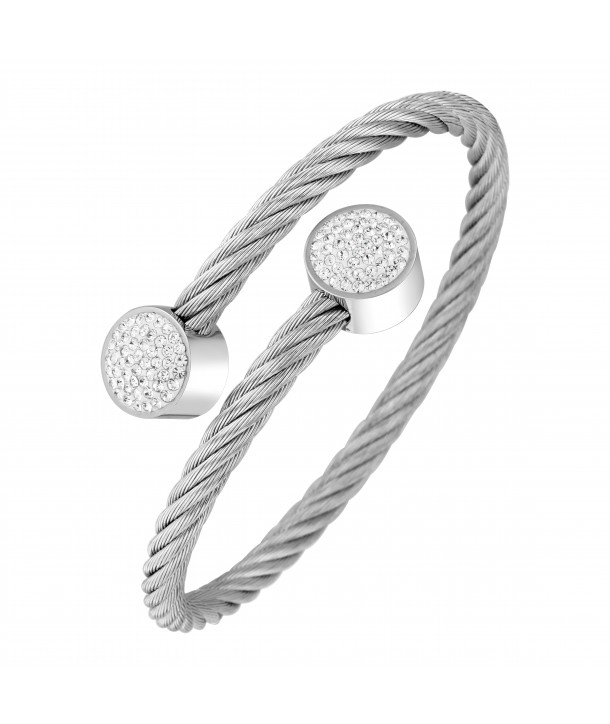 BRACELET - TOGETHER SILVER
