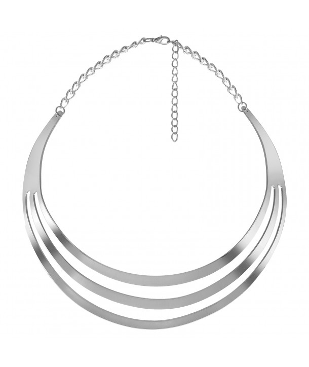 COLLIER - CLEOR SILVER