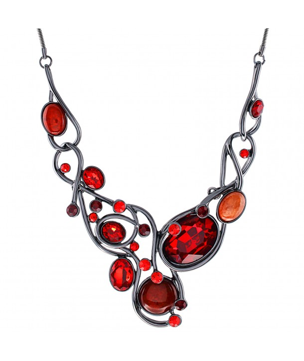 COLLIER - RED MOOD