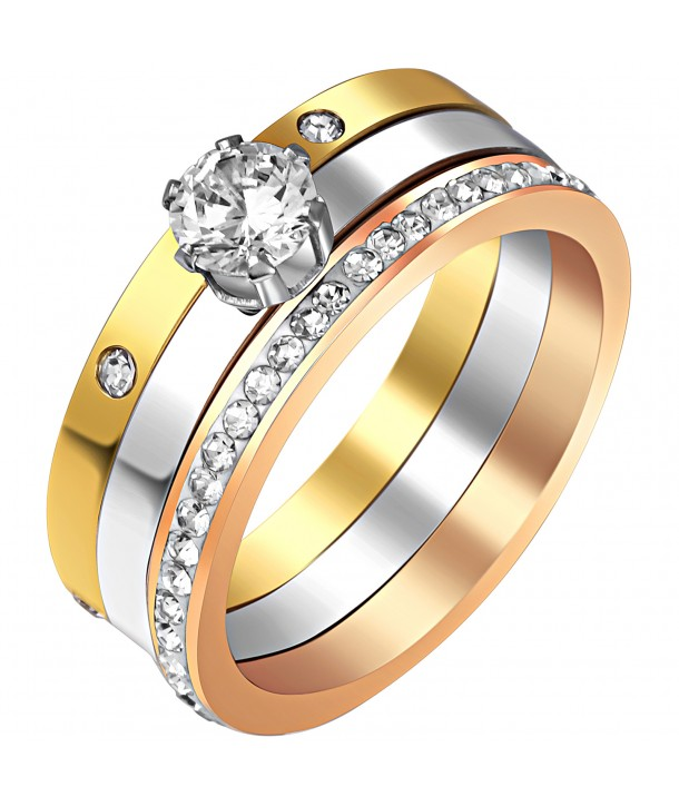 BAGUE - LOVING MOMENTS ALL GOLD