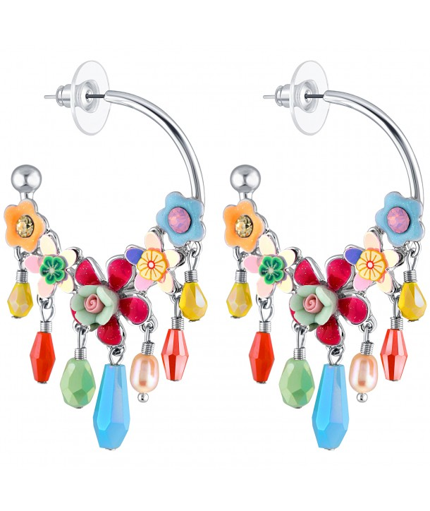 BOUCLES D'OREILLES - BOTTECA SILVER COLOR